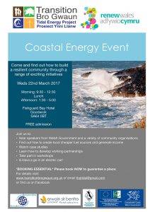 Coastal Energy Event